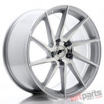 JR Wheels JR36 19x9,  5 ET35 5x120 Silver Brushed Face - JR3619955I3572SBF