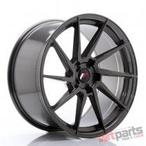 JR Wheels JR36 20x10 ET20-45 5H BLANK Hyper Gray - JR3620105X2074HG