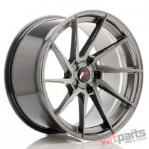 JR Wheels JR36 20x10,  5 ET10-35 5H BLANK Hyper Black JR3620055X1074HB
