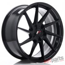 JR Wheels JR36 20x9 ET15-38 5H BLANK Gloss Black JR3620905X1574GB