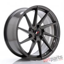 JR Wheels JR36 20x9 ET15-38 5H BLANK Hyper Gray JR3620905X1574HG