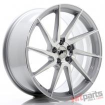 JR Wheels JR36 20x9 ET35 5x120 Silver Brushed Face - JR3620905I3572SBF