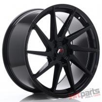JR Wheels JR36 22x10,  5 ET15-55 5H BLANK Gloss Black JR3622055X1574GB