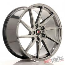 JR Wheels JR36 22x10,  5 ET15-55 5H BLANK Hyper Black JR3622055X1574HB