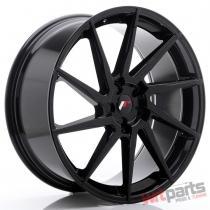 JR Wheels JR36 23x10 ET30-55 5H BLANK Gloss Black JR3623105X3074GB