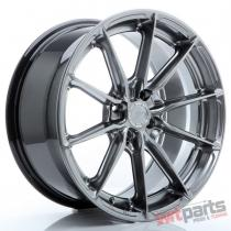 JR Wheels JR37 17x8 ET40 4x100 Hyper Black JR3717804H4067HB