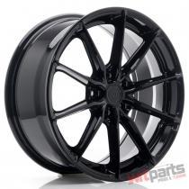 JR Wheels JR37 18x8 ET45 5x112 Glossy Black - JR3718805L4566GB