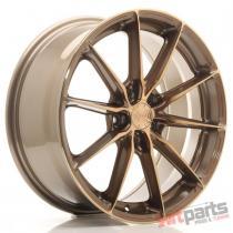 JR Wheels JR37 18x8 ET45 5x112 Platinum Bronze JR3718805L4566BZP