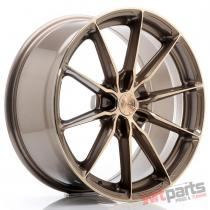 JR Wheels JR37 19x8,  5 ET35-45 5H BLANK Platinum Bronze JR3719855X3572BZP