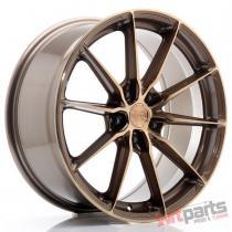 JR Wheels JR37 19x8,  5 ET45 5x114,  3 Platinum Bronze - JR3719855H4567BZP
