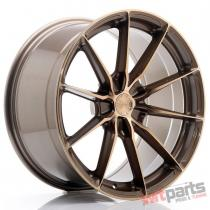 JR Wheels JR37 19x9,  5 ET35-45 5H BLANK Platinum Bronze JR3719955X3572BZP