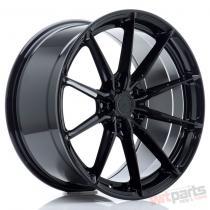 JR Wheels JR37 19x9,  5 ET40 5x120 Glossy Black - JR3719955I4072GB