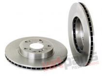 Front brake disc Hyundai Santa Fe 2585
