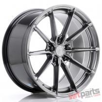 JR Wheels JR37 19x9,  5 ET45 5x112 Hyper Black - JR3719955L4566HB