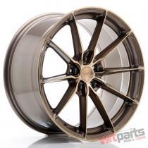 JR Wheels JR37 19x9,  5 ET45 5x112 Platinum Bronze JR3719955L4566BZP