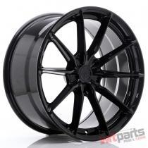 JR Wheels JR37 20x10 ET20-45 5H BLANK Glossy Black - JR3720105X2072GB