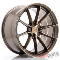 JR Wheels JR37 20x10 ET35 5x112 Platinum Bronze - JR3720105L3566BZP