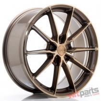 JR Wheels JR37 20x9 ET20-45 5H BLANK Platinum Bronze - JR3720905X2072BZP