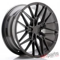 JR Wheels JR38 18x8 ET20-42 5H BLANK Hyper Gray - JR3818805X2072HG