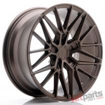 JR Wheels JR38 18x8 ET35-42 5H BLANK Bronze - JR3818805X3572MBZ