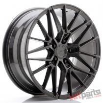 JR Wheels JR38 18x8 ET42 5x100 Hyper Gray - JR3818805K4267HG