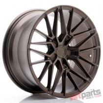 JR Wheels JR38 18x9 ET20-45 5H BLANK Bronze - JR3818905X2072MBZ
