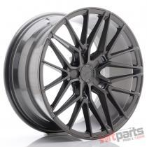 JR Wheels JR38 18x9 ET20-45 5H BLANK Hyper Gray - JR3818905X2072HG