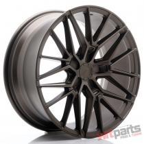 JR Wheels JR38 19x8,  5 ET20-45 5H BLANK Bronze - JR3819855X2072MBZ