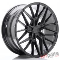 JR Wheels JR38 19x8,  5 ET20-45 5H BLANK Hyper Gray - JR3819855X2072HG