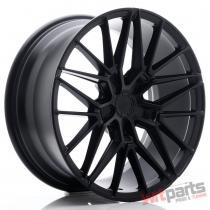 JR Wheels JR38 19x8,  5 ET35-45 5H BLANK Matt Black - JR3819855X3572BF