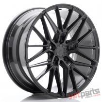 JR Wheels JR38 19x8,  5 ET45 5x112 Hyper Gray - JR3819855L4566HG