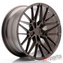 JR Wheels JR38 19x9,  5 ET20-45 5H BLANK Bronze - JR3819955X2072MBZ