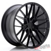 JR Wheels JR38 19x9,  5 ET20-45 5H BLANK Matt Black - JR3819955X2072BF