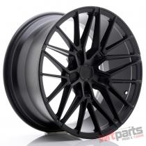 JR Wheels JR38 19x9,  5 ET35-45 5H BLANK Matt Black - JR3819955X3572BF