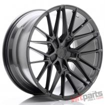 JR Wheels JR38 20x10 ET20-45 5H BLANK Hyper Gray - JR3820105X2072HG