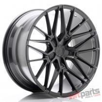 JR Wheels JR38 20x10 ET35-45 5H BLANK Hyper Gray - JR3820105X3572HG