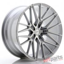 JR Wheels JR38 20x10 ET35-45 5H BLANK Silver Machined Face JR3820105X3572SM