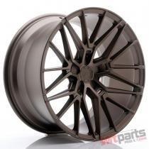 JR Wheels JR38 20x10,  5 ET20-45 5H BLANK Bronze - JR38201055X2072MBZ