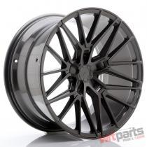 JR Wheels JR38 20x10,  5 ET20-45 5H BLANK Hyper Gray - JR38201055X2072HG