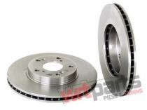 Front brake disc Opel Astra/Corsa/Tigra/Vect - 2033