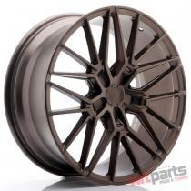 JR Wheels JR38 20x8,  5 ET20-45 5H BLANK Bronze - JR3820855X2072MBZ