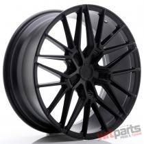JR Wheels JR38 20x8,  5 ET35-45 5H BLANK Matt Black JR3820855X3572BF