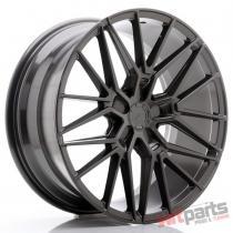 JR Wheels JR38 20x9 ET20-45 5H BLANK Hyper Gray - JR3820905X2072HG