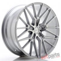 JR Wheels JR38 20x9 ET20-45 5H BLANK Silver Machined Face JR3820905X2072SM
