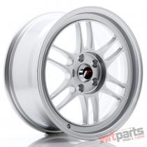 JR Wheels JR7 17x8 ET35 5x100 Silver JR717805K3557S