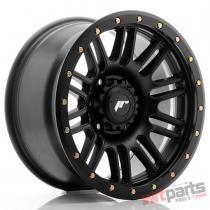 JR Wheels JRX7 18x9 ET0 6x114,  3 Matt Black JRX718906H0066BF
