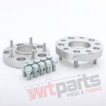 JRWA3 Adapters 25mm 5x114 67,  1 67,  1 Silver JRWA3-25MM-5H-67S
