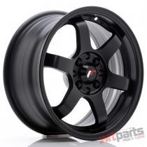 JR Wheels JR3 15x7 ET25 4x100/108 Matt Black - JR3157142573BF