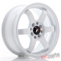 JR Wheels JR3 15x7 ET25 4x100/108 White - JR3157142573W