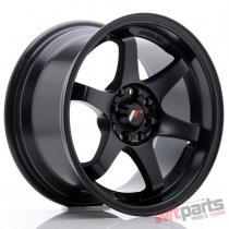 JR Wheels JR3 15x8 ET25 4x100/108 Matt Black JR3158142573BF